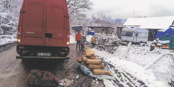 Pomoć stradalima u potresu na Baniji