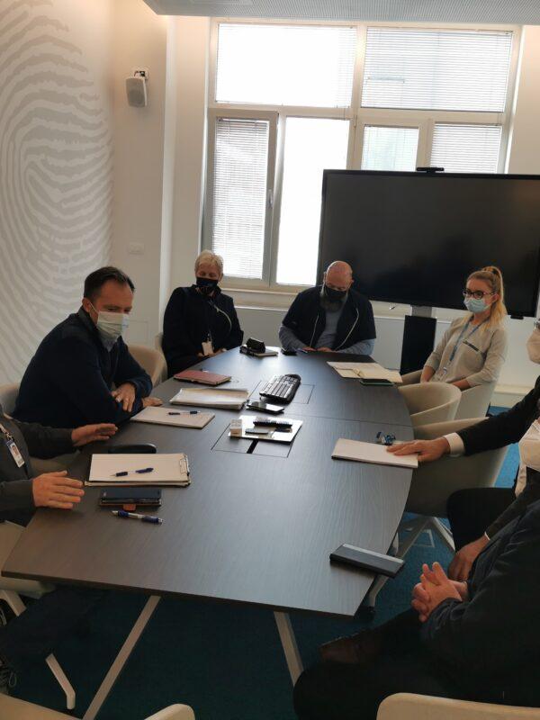 Dogovor s poslodavcem AKD o početku izbora predstavnika radnika