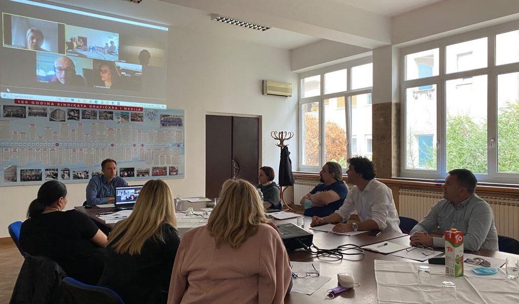 Organiziranje novih članova u fokusu Sindikata grafičara i medija